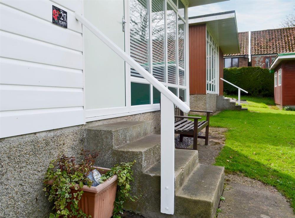 Exterior at Poppy in Cromer, Norfolk