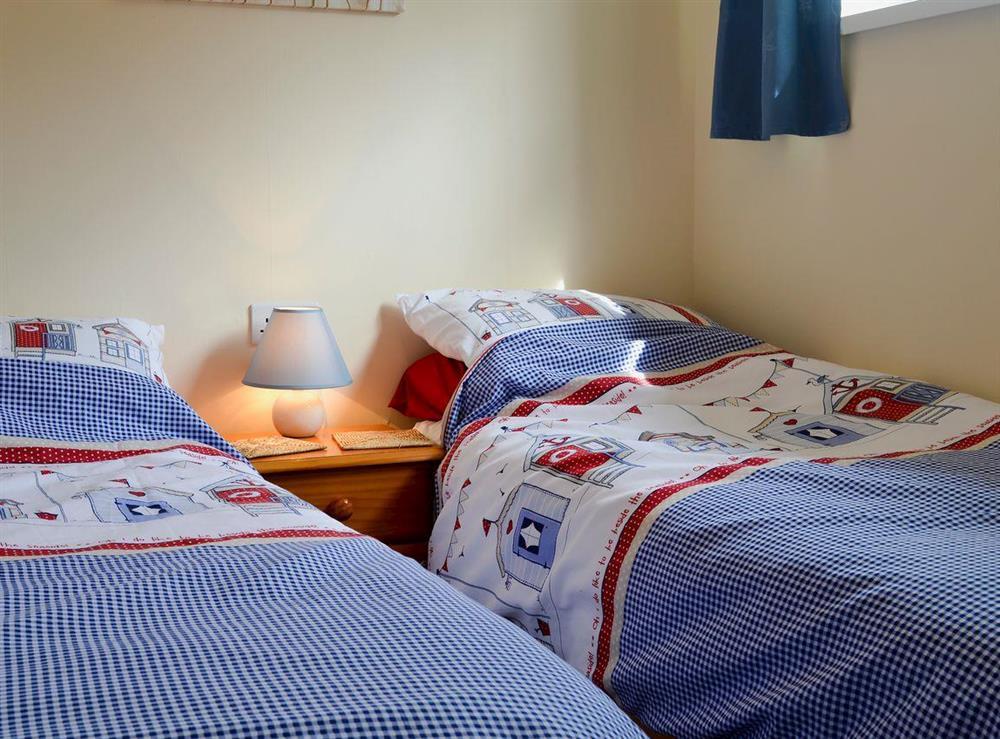 Single bedroom at Poppy in Cromer, Norfolk