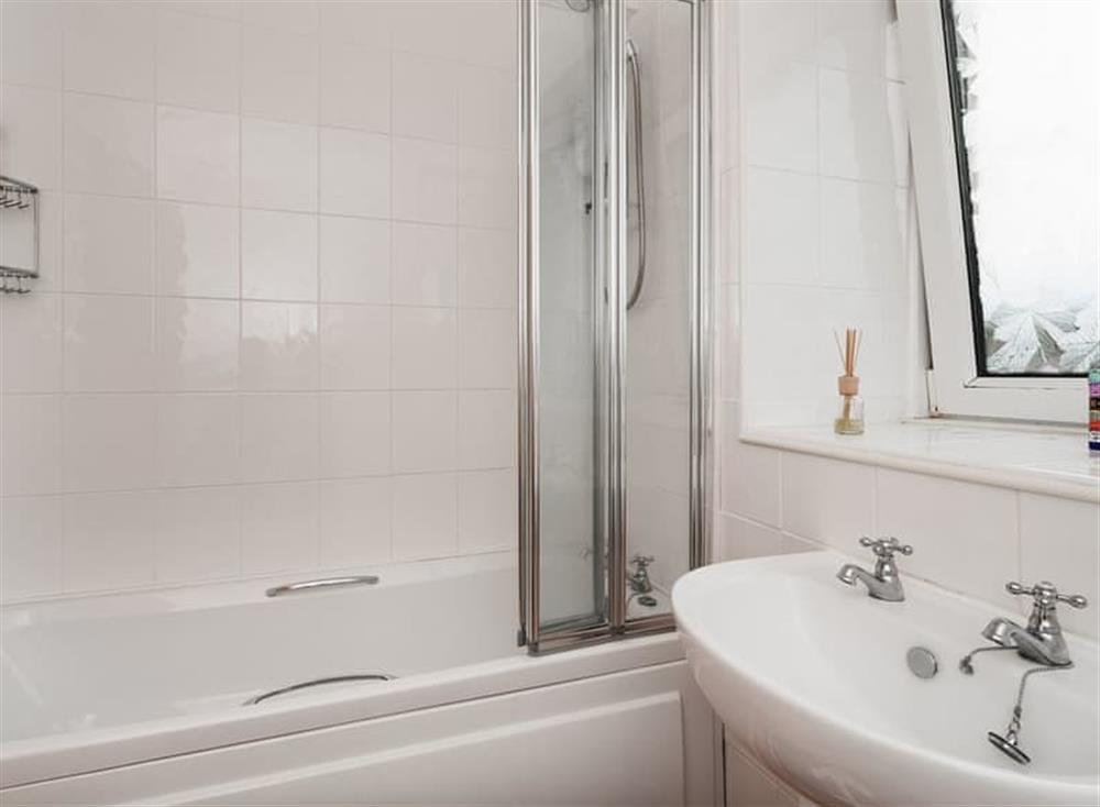 Bathroom at Porto Seguro in Brixham, Devon