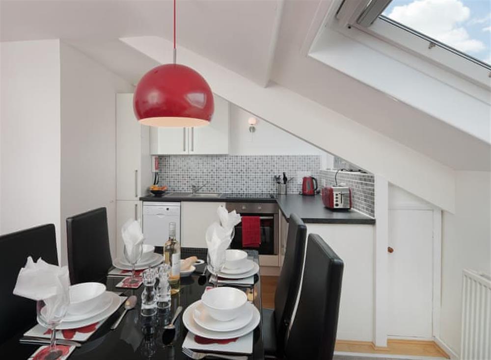 Dining Area at Porto Seguro in Brixham, Devon