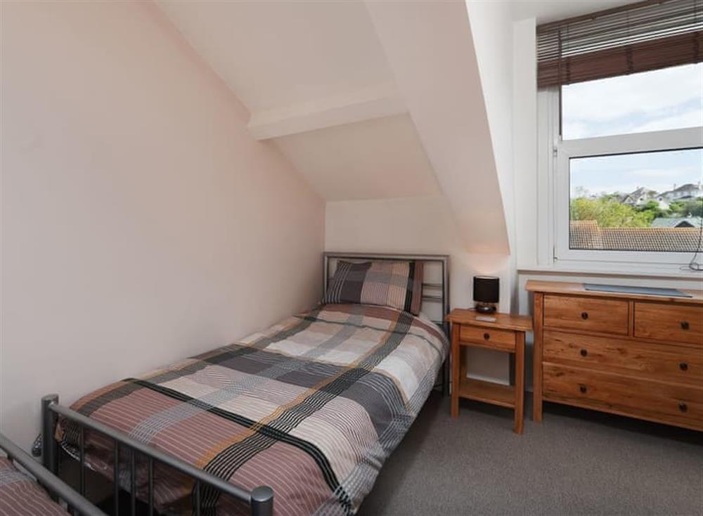 Single bedroom at Porto Seguro in Brixham, Devon