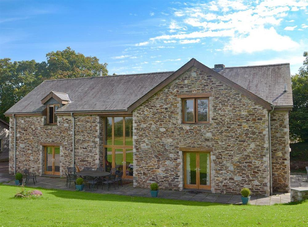 Fabulous detached home at Poulston House in Harbertonford, near Totnes, Devon