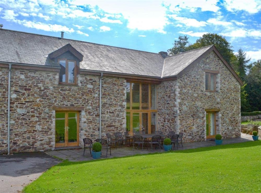 Impressive, large, holiday property at Poulston House in Harbertonford, near Totnes, Devon
