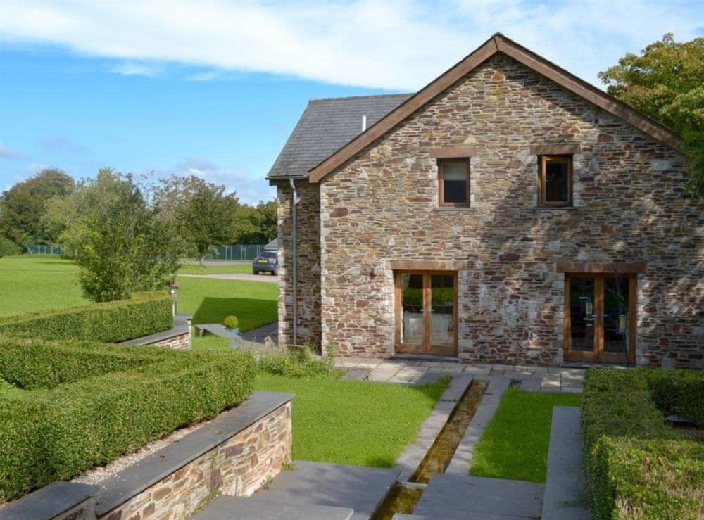 Stunning property at Poulston House in Harbertonford, near Totnes, Devon