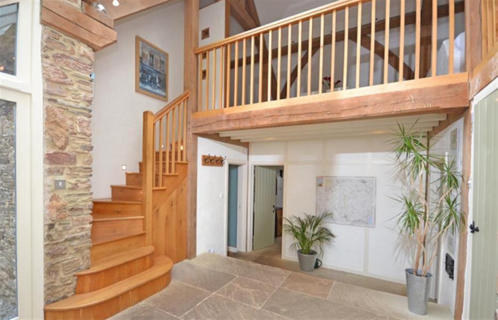 Interior design (photo 3) at Preston House Barn, Moreleigh