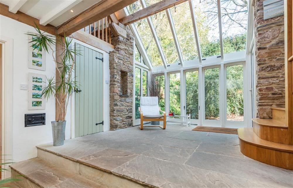 Interior design at Preston House Barn, Moreleigh