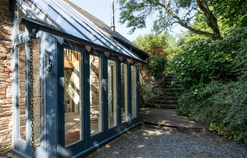 Roof (photo 2) at Preston House Barn, Moreleigh
