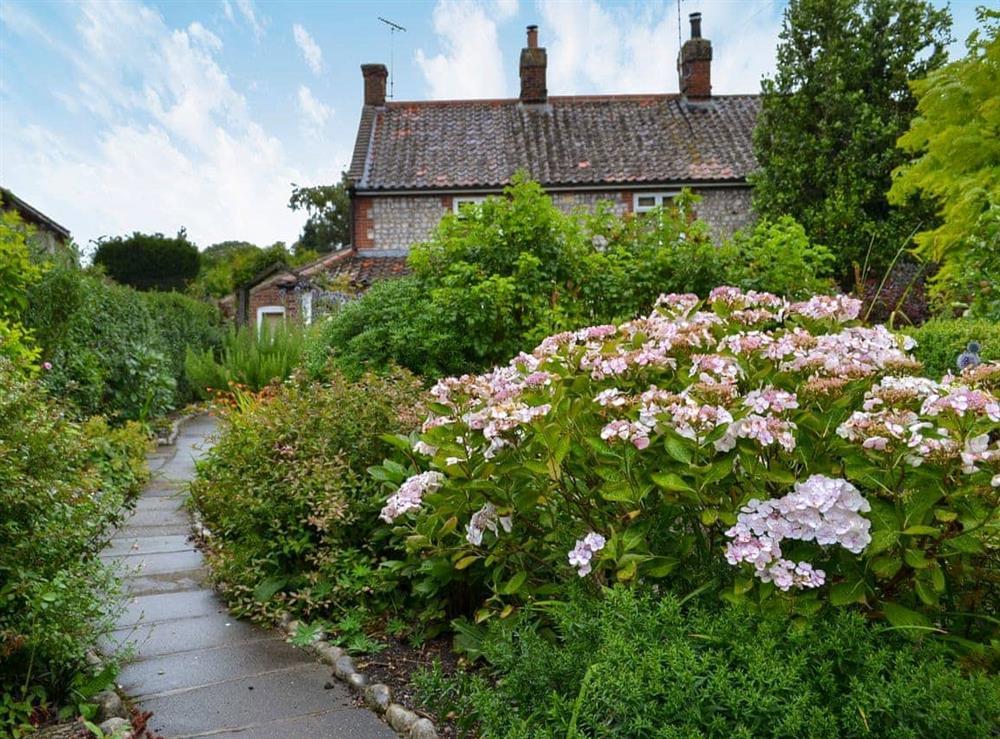 Exterior at Primrose Cottage in Gresham, Norfolk, Great Britain