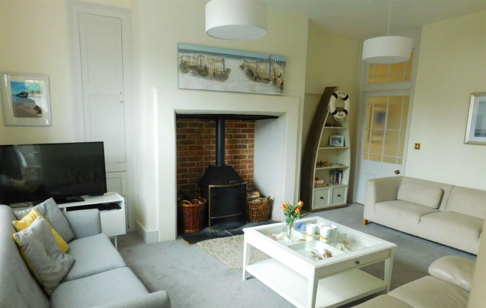 Ground floor: Sitting room with television with Virgin Media package