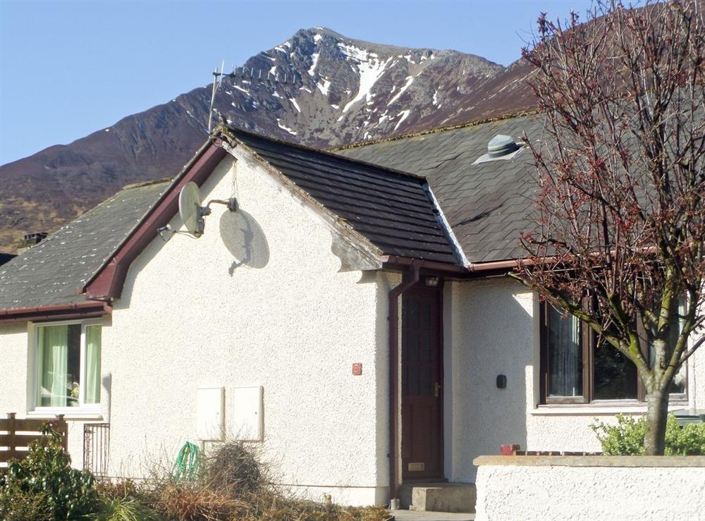Exterior at Railway Cottage in Ballachulish, Argyll