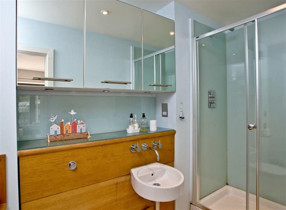 En-suite at Raymar House in , Dartmouth