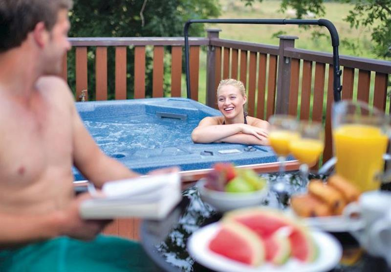Larchwood Spa at Raywell Hall Country Lodges in , Yorkshire