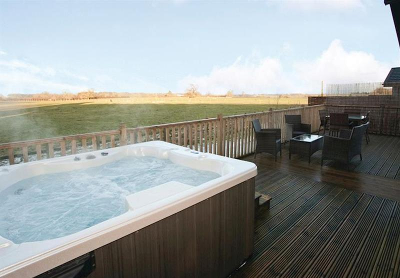 Spa View (photo number 22) at Raywell Hall Country Lodges in , Yorkshire