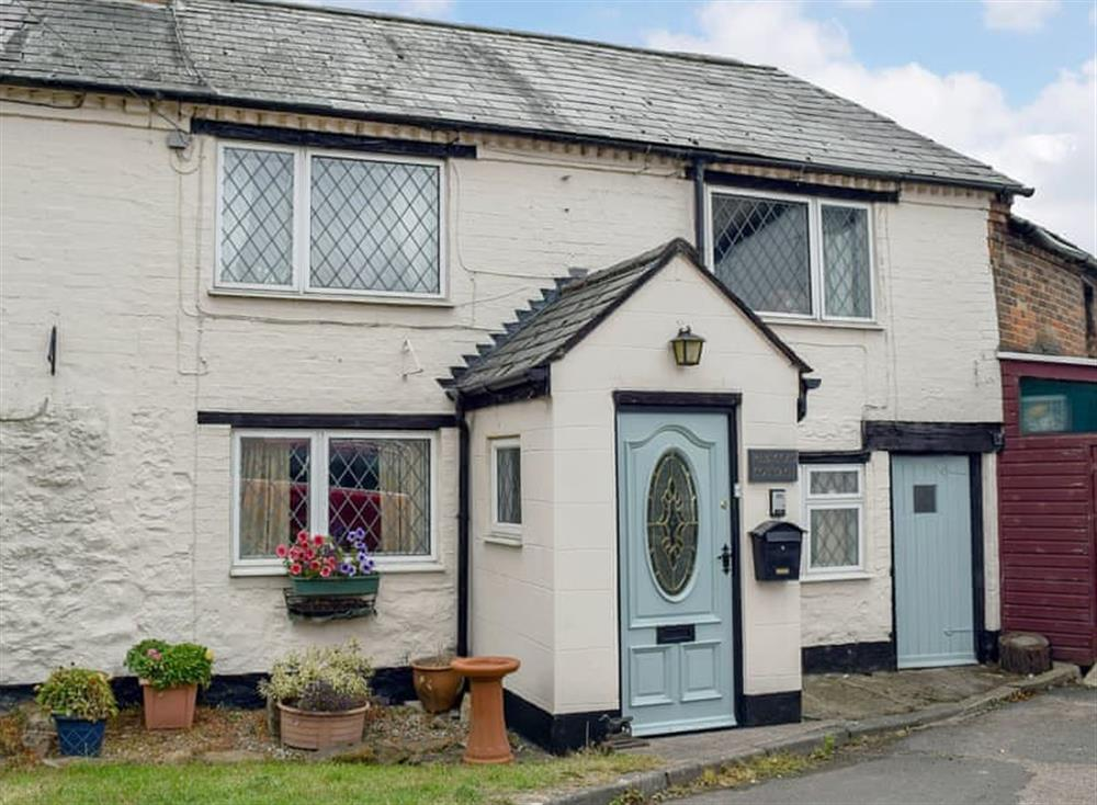 Delightful holiday home at Rebeccas Cottage in Welton, Nottinghamshire