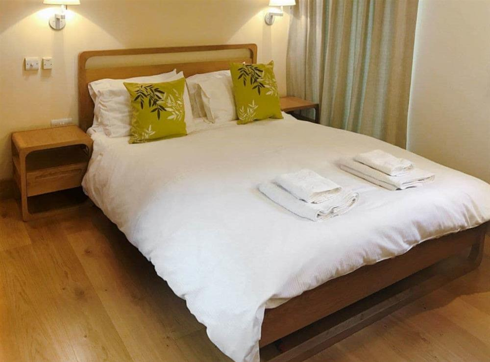 Double bedroom at Red House Farm Cottage in Whitegate, Cheshire., Great Britain