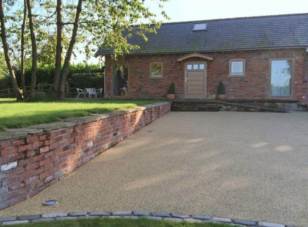 Exterior at Red House Farm Cottage in Whitegate, Cheshire., Great Britain