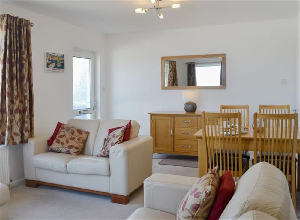 Comfortable open plan living space (photo 2) at Red Sails in Brixham, Devon