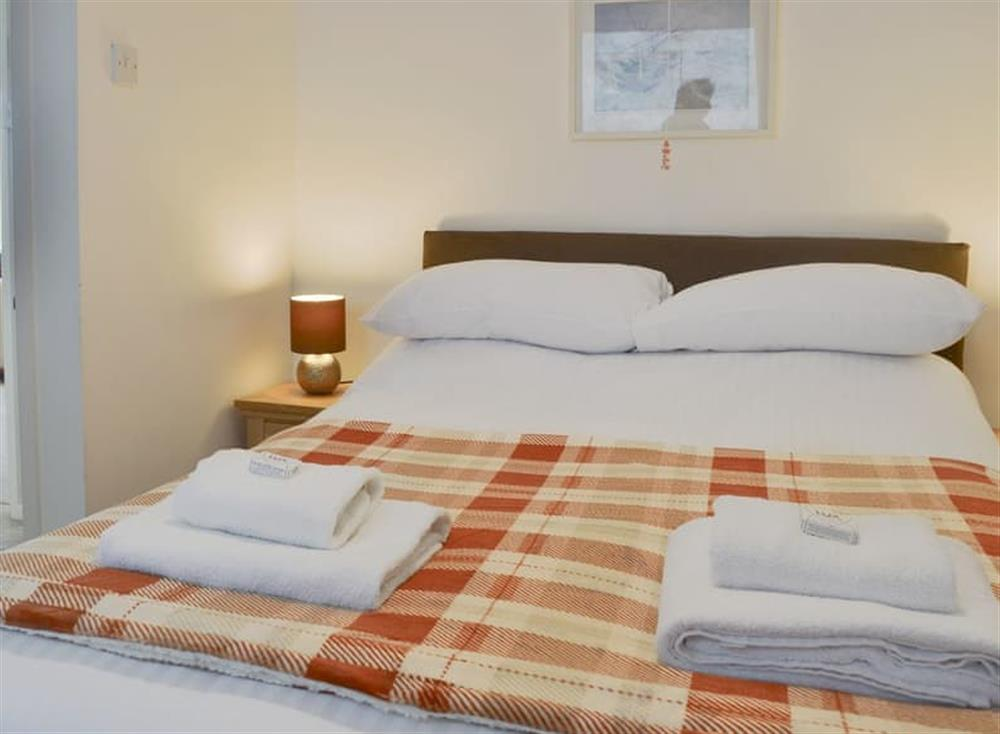 Double bedroom at Red Sails in Brixham, Devon