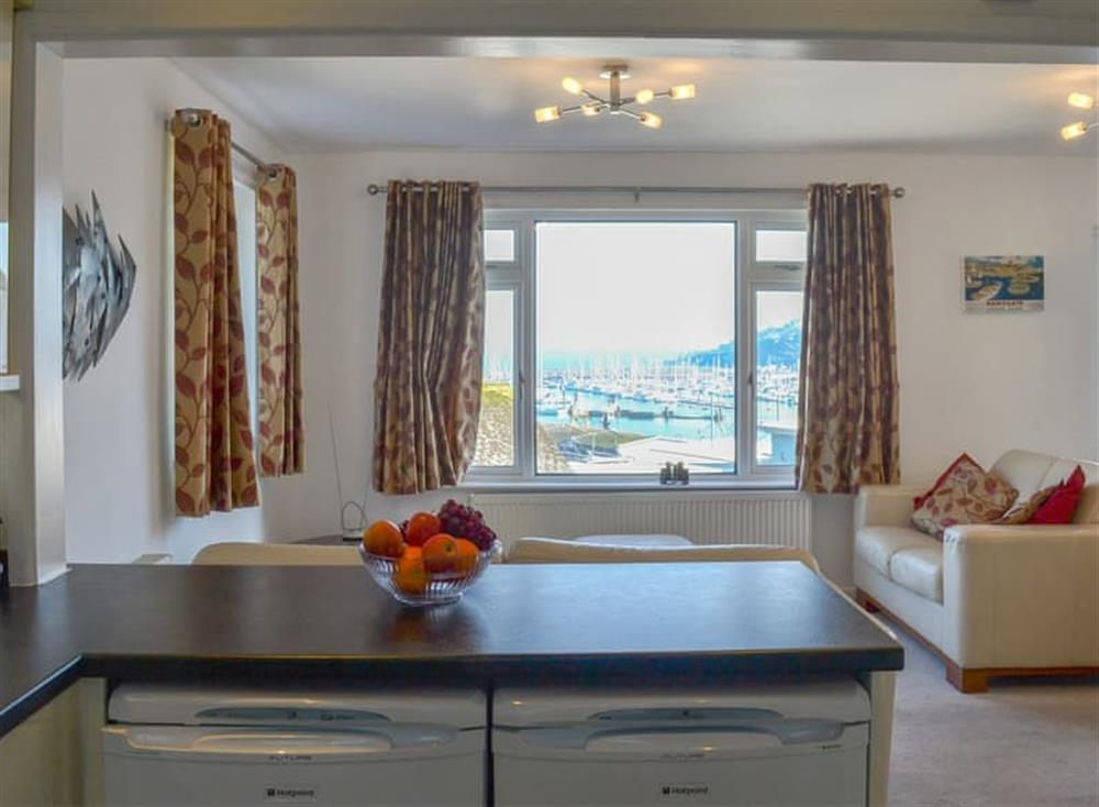 Open plan living space (photo 2) at Red Sails in Brixham, Devon