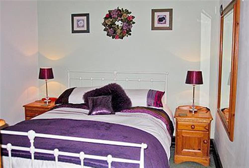 Double bedroom at Restwell in Southrepps, Norfolk., Great Britain