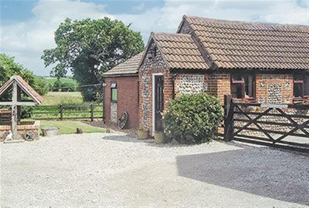 Exterior at Restwell in Southrepps, Norfolk., Great Britain