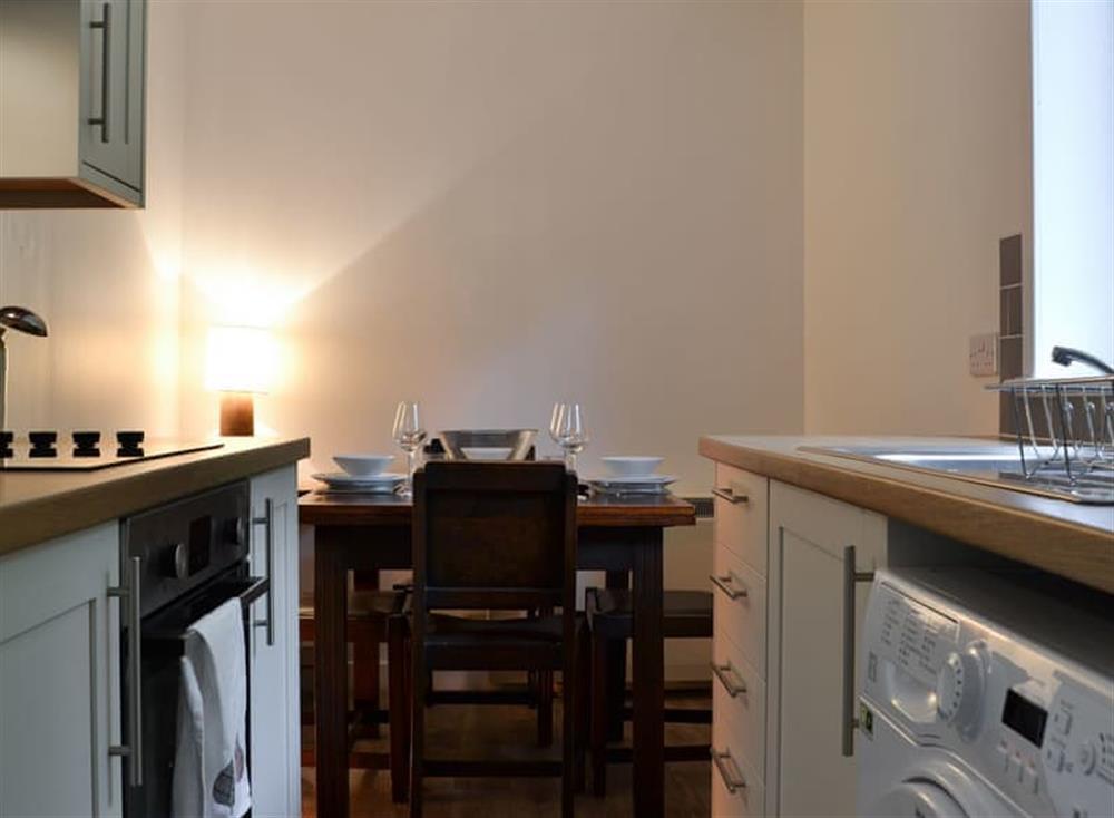 Kitchen at Rhuside in Campbeltown, Argyll