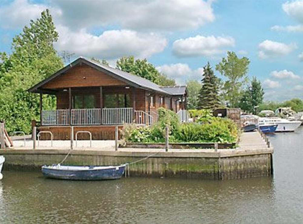 Photo 1 at River Breeze in Brundall, Norfolk