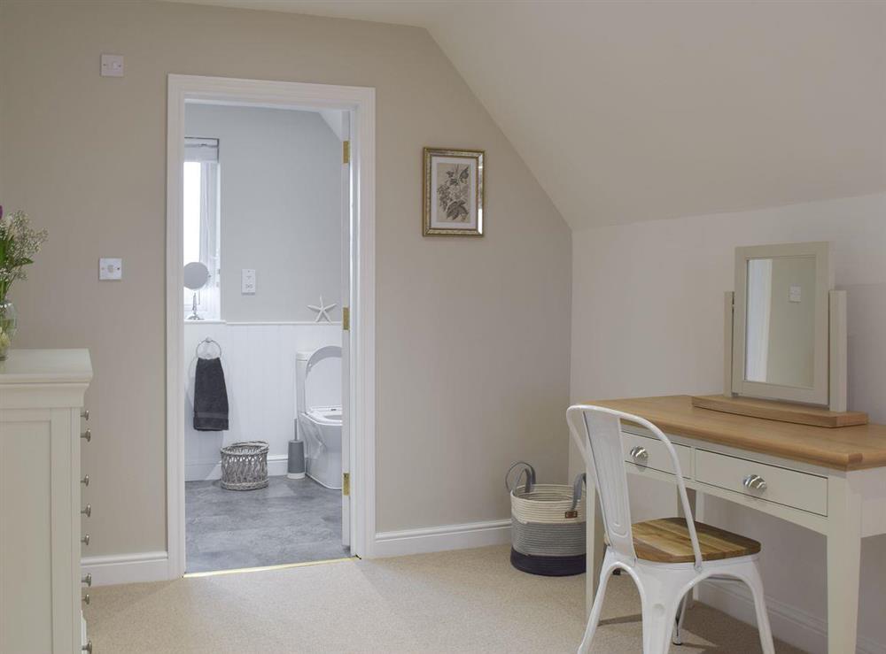 Double bedroom with en-suite at River Quay in Gorleston-on-Sea, Norfolk