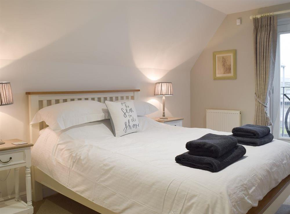 Double bedroom at River Quay in Gorleston-on-Sea, Norfolk