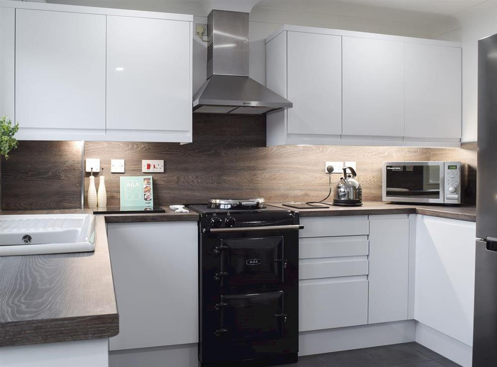 Kitchen with dining area at River Quay in Gorleston-on-Sea, Norfolk