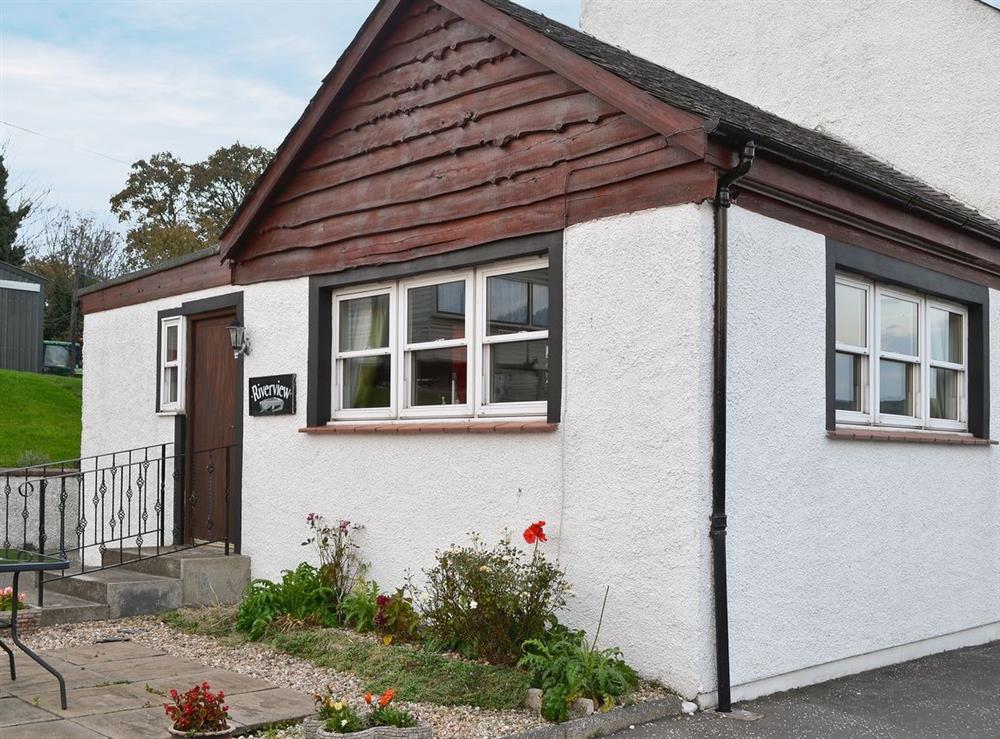 Exterior at River View in Girvan, Ayrshire