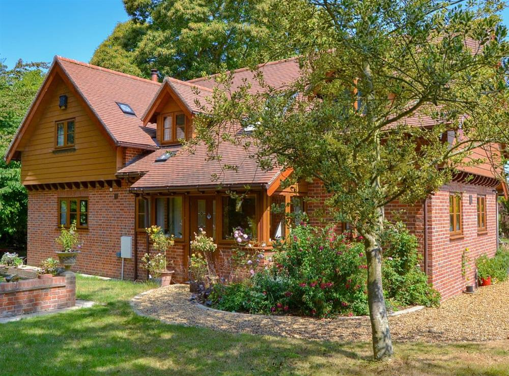 Luxurious property at Riversdale Cottage in Irstead, near Wroxham, Norfolk