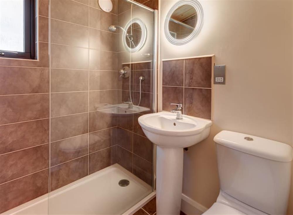 En-suite at Riverside at Gara Mill in , Slapton