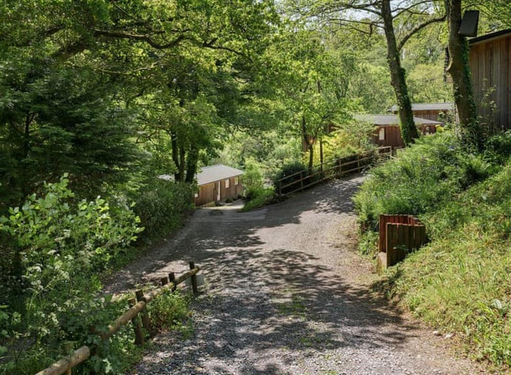 Surrounding area at Riverside at Gara Mill in , Slapton