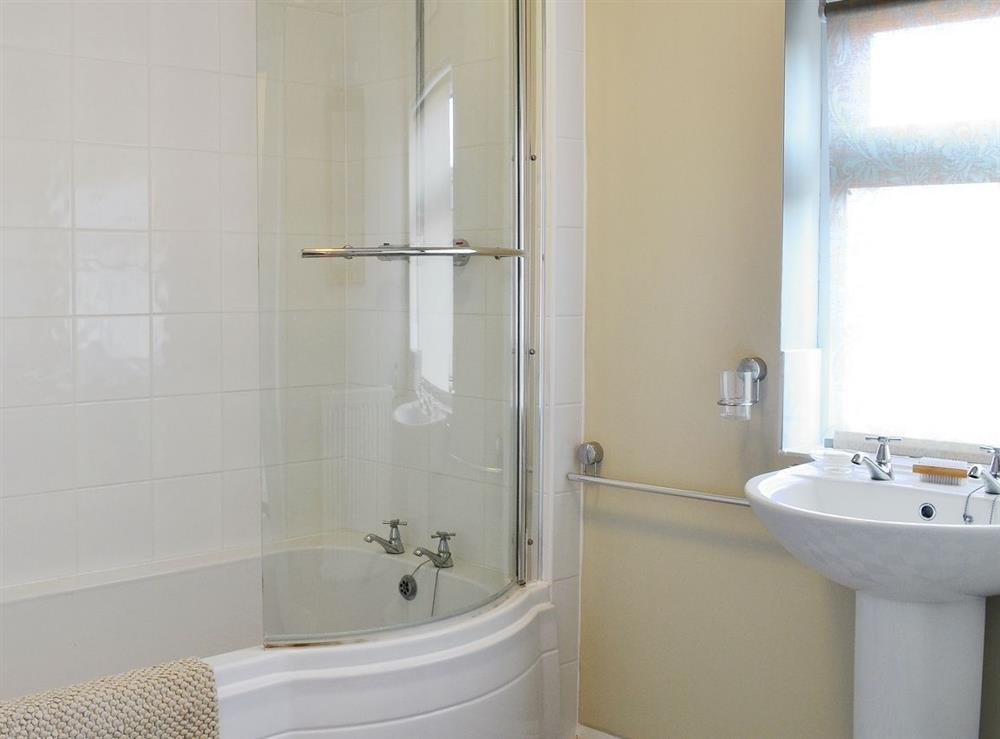 Bathroom at Riverside House in Beccles, Suffolk