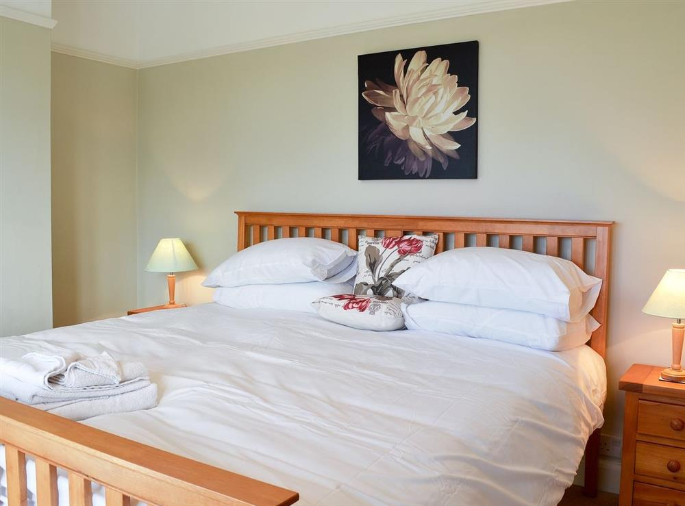 Double bedroom at Riverside House in Beccles, Suffolk