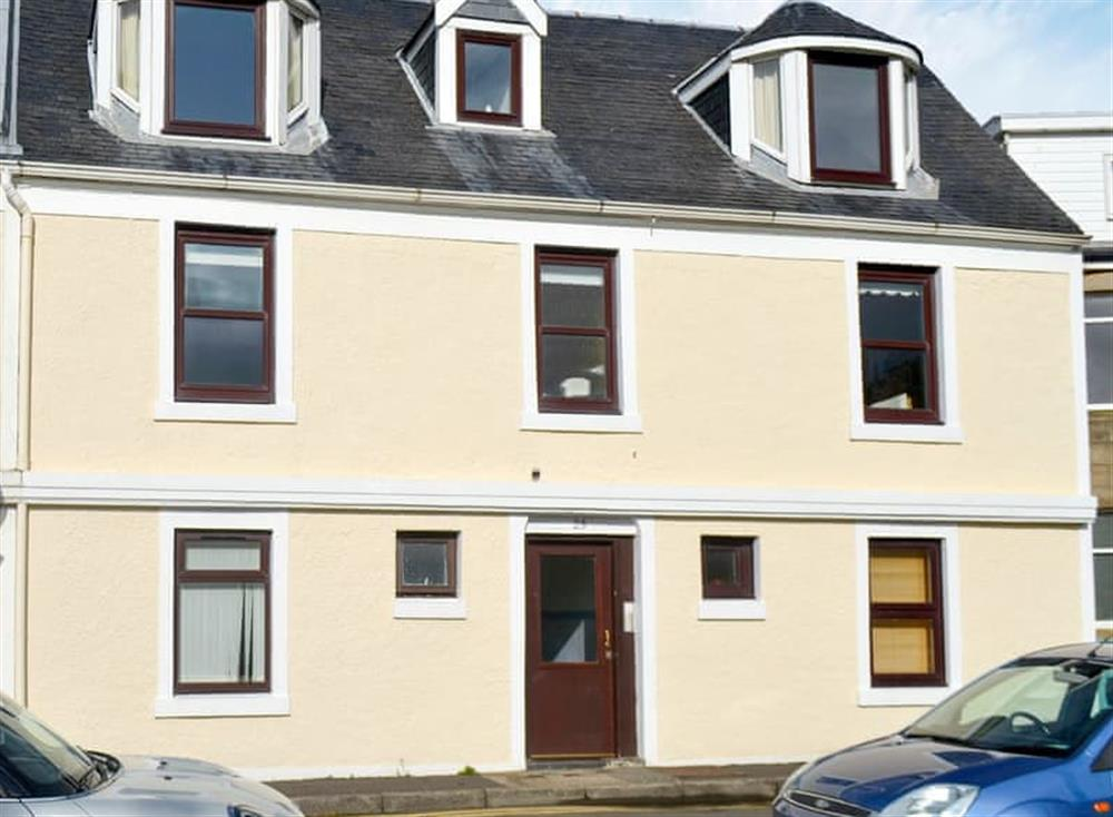 Lovely seaside apartment at Riverside in Largs, Ayrshire
