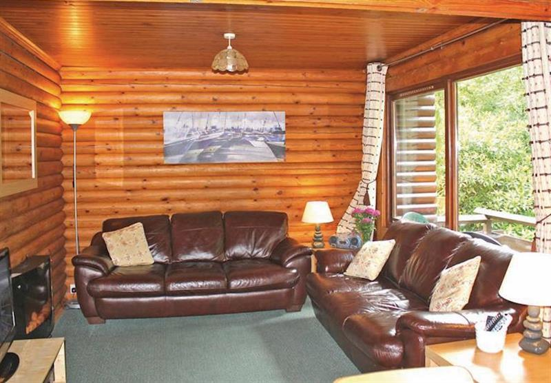 Earn Lodge (photo number 7) at Riverside Log Cabins in Perthshire, Scotland
