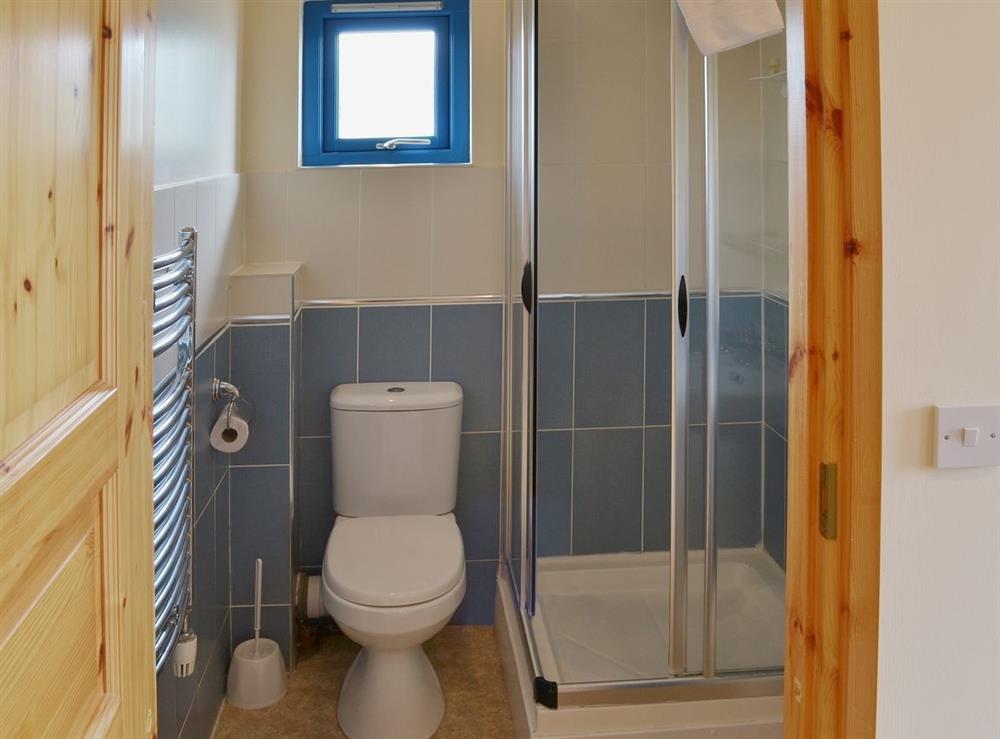 En-suite at Riverview in Wroxham, Norwich., Norfolk