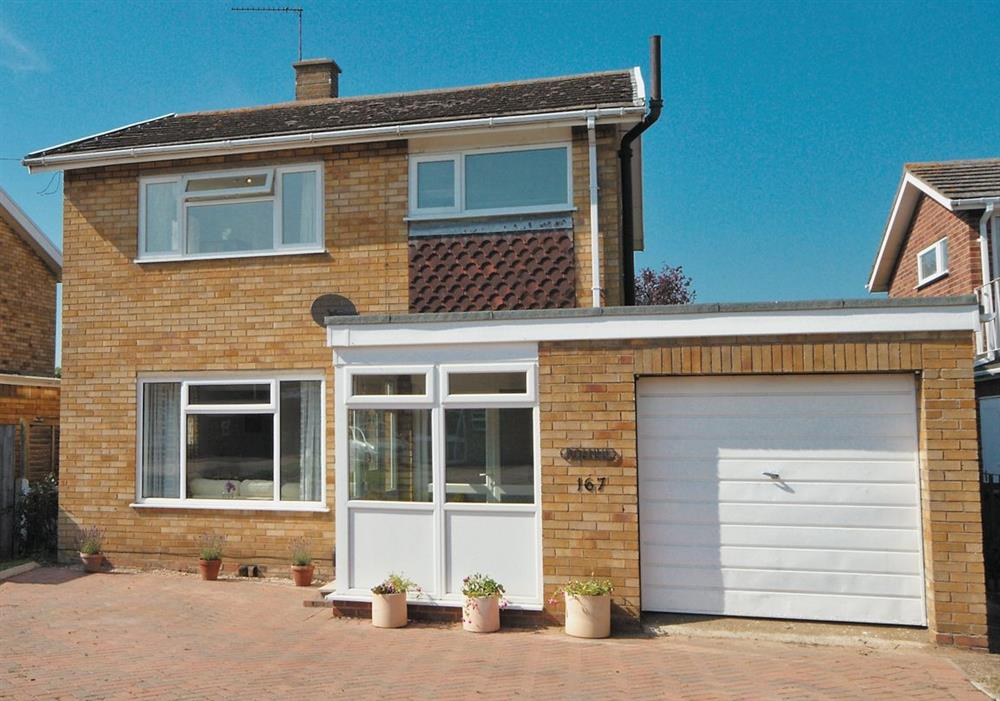Exterior at Roanne in Great Yarmouth, Norfolk