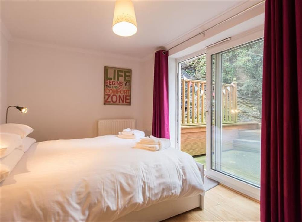 Double bedroom (photo 2) at Rockend in , Brixham