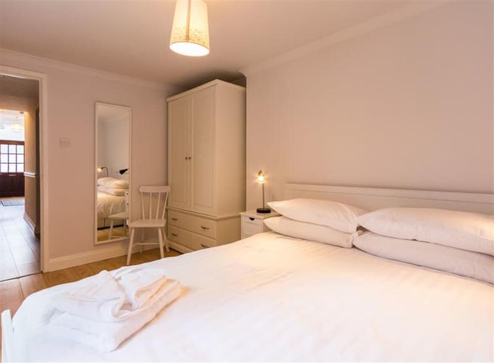 Double bedroom at Rockend in , Brixham