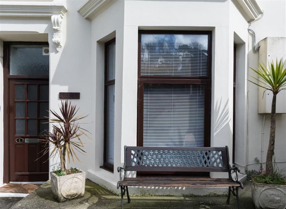 Exterior at Rockend in , Brixham