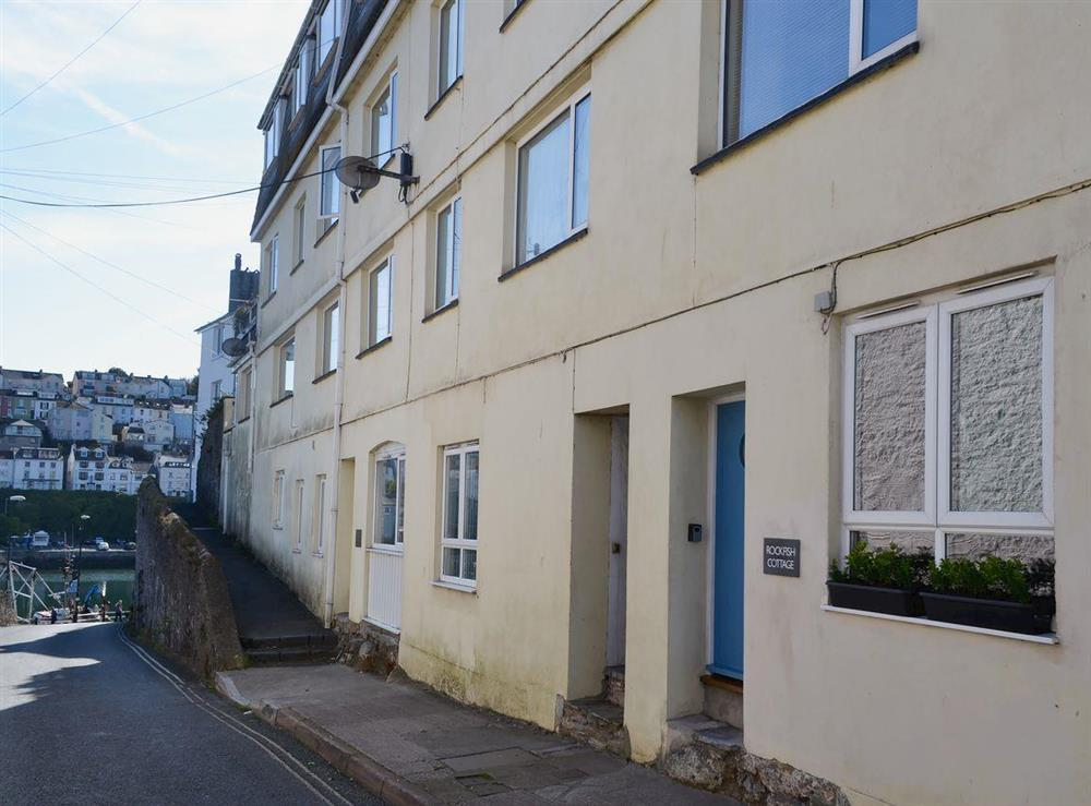 Exterior at Rockfish Cottage in Brixham, Devon