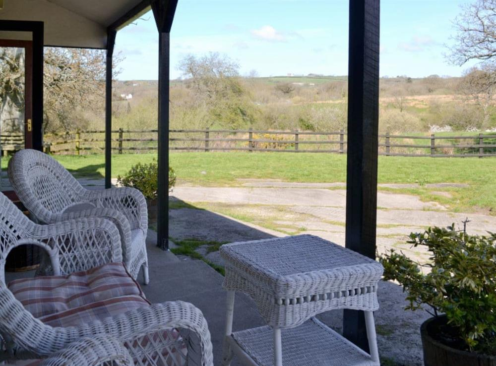 Exterior at Rose Barn in Llangoedmor, Nr Cardigan, Dyfed., Great Britain