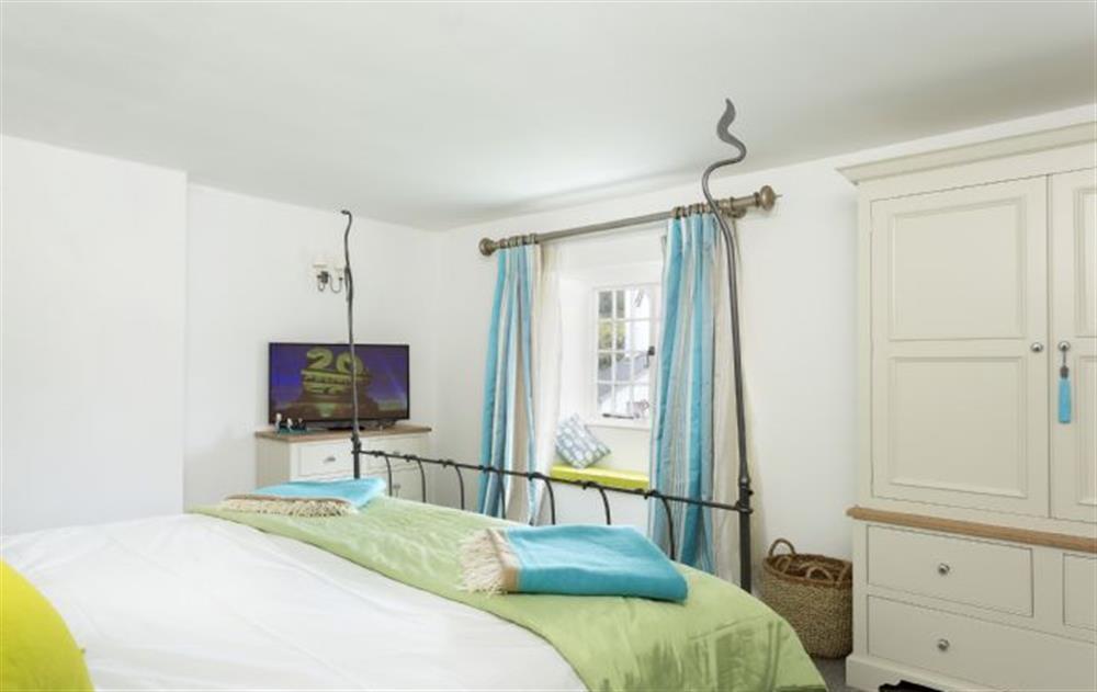 First Floor: Master Bedroom (photo 2) at Rose Cottage, Ashprington
