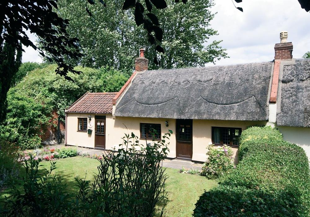 Rose Cottage at Rose Cottage in Great Yarmouth, Norfolk