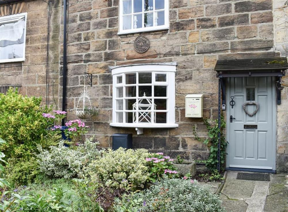 Exterior at Rose Cottage in Loftus, near Saltburn-by-the-Sea, Cleveland
