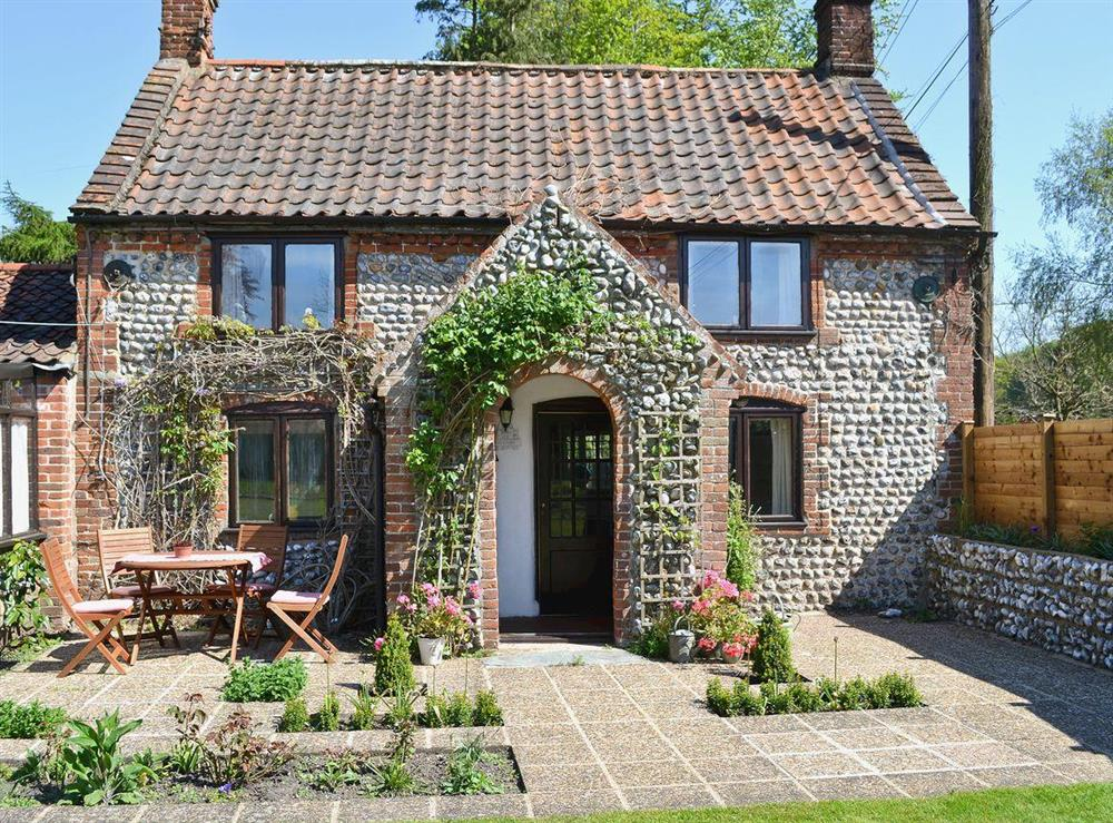 Exterior at Rose Cottage in Roughton, near Cromer, Norfolk