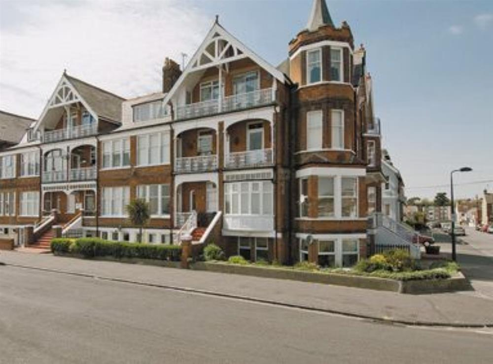 Exterior at Rosebery Court in Felixstowe, Suffolk